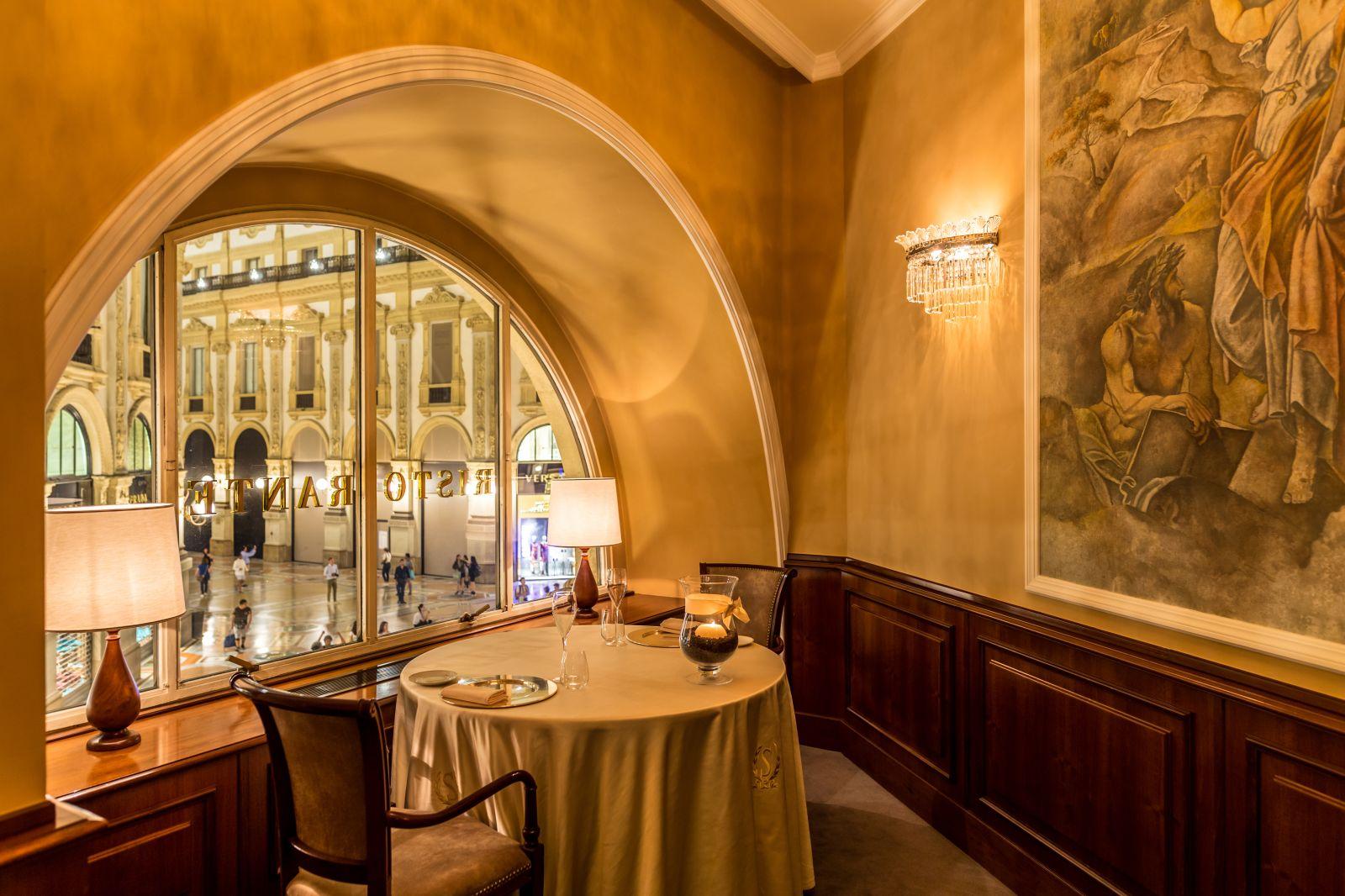 Ristorante savini ristorante for Kos milano ristorante